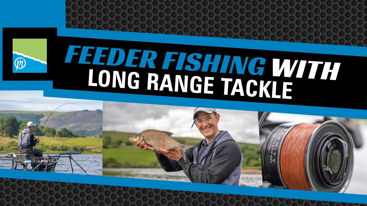 FEEDER FISHING WITH LONG RANGE TACKLE | LEE KERRY