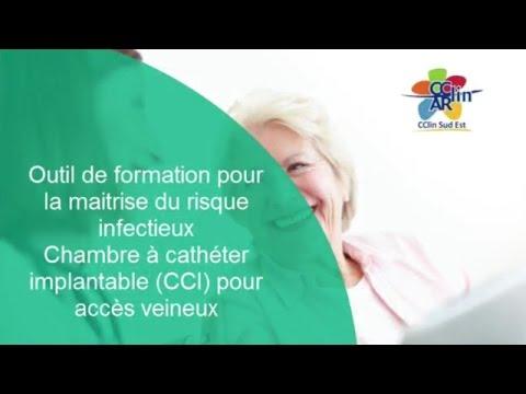 Bonnes Pratiques Chambre  Cathter Implantable Cci  Youtube