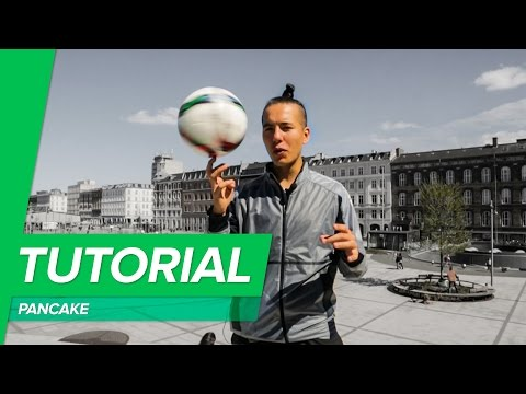 Pancake Tutorial - Learn how to Freestyle with PWG #3