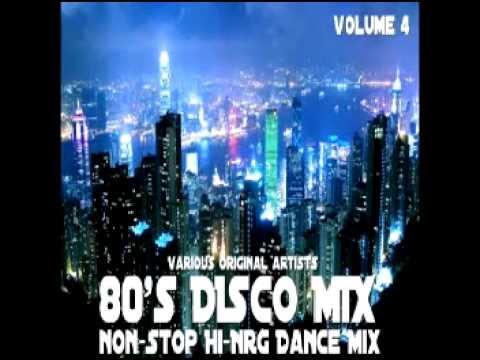 80s DISCO MIX   VOLUME 4