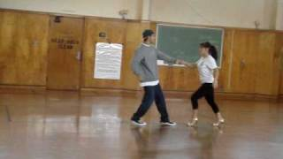 SJSU Salsa Dance- Maria Maria