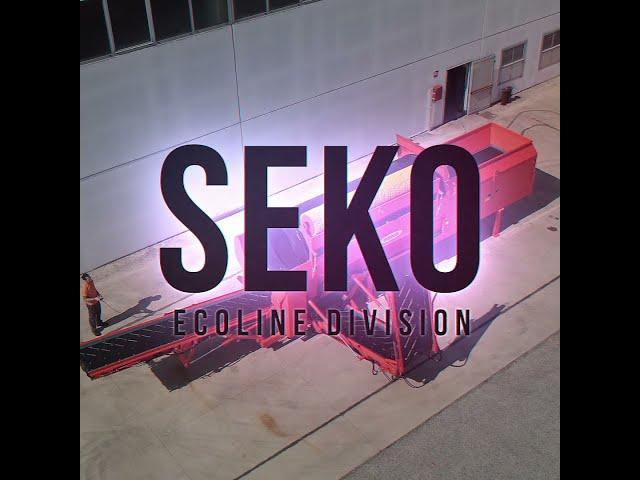 Seko - Ecomondo Exhibition Promo Ecoline Division