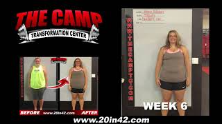 Surprise AZ Weight Loss Fitness 6 Week Challenge Results - Jessie