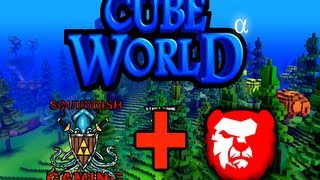 So... What is Cube World? [Cube World Gameplay, PC]
