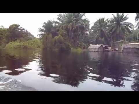 Basankusu: Congo River in the Heart of the Rainforest