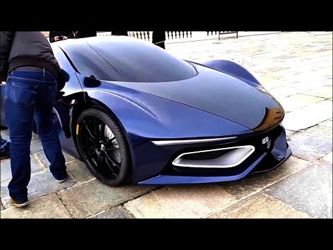 BEST of CARS Compilation #4 (Concept car, Lamborghini, Rolls Royce)