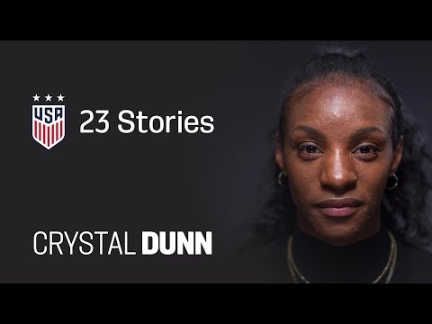 One Nation. One Team. 23 Stories: Crystal Dunn - YouTube