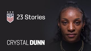 ONE NATION. ONE TEAM. 23 Stories: Crystal Dunn