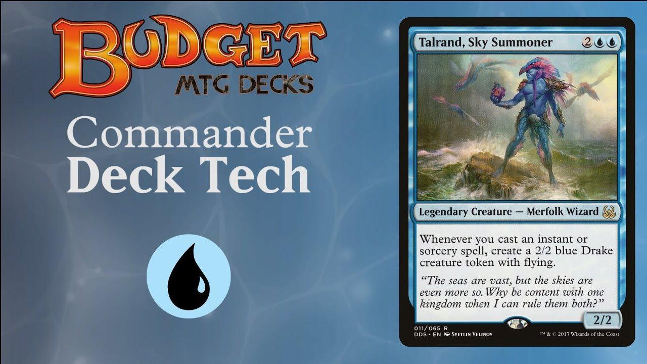1x TIDESPOUT TYRANT Rare MTG Commander Magic The Gathering