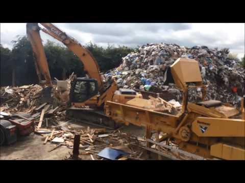 HG4000 wood waste