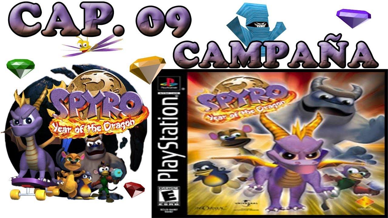 Spyro 3 Cap 09 Let S Play Campaña El Mundo De Sparx