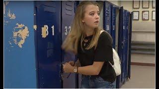 Uczennica myślała, że w szkolnej szafce znajduje się płaczące dziecko [Szkoła odc. 479]