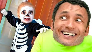 Funny Family Song +More Halloween Songs for Kids