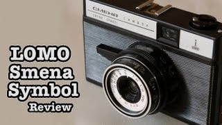 lomo smena symbol 35mm camera review