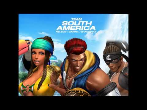 The King Of Fighters XIV - COCO (South America Team Theme) OST