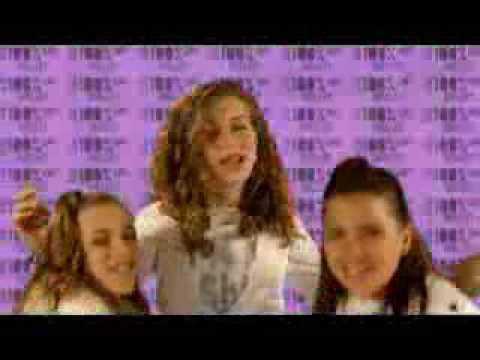 Lisa, Amy, Shelley 100 % (Officiële Videoclip)