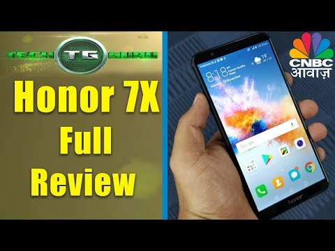 Honor 7X Full Review | Vivo V7 Plus | Tech Guru | CNBC Awaaz