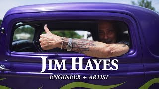 Crazy Crazy Stuff | Jim Hayes | Faces Ep. 2 | 2018 Documentary Short Film | 4K | Moviesauce