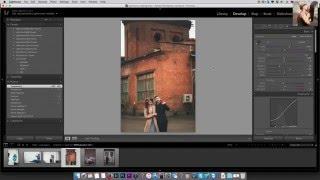 Обработка фотографий - кирпичная стена(Мои фото: http://wedgood.ru и http://vk.com/wedgood Обзор мест для фотосессий http://lookp.ru/ инстограмм: wedgoodru Все мои видео тут:..., 2016-03-24T14:02:28.000Z)