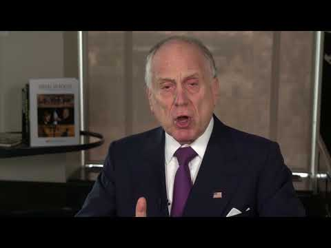 WJC President Ronald Lauder addresses the Israel Allies Foundation Meeting in Jerusalem