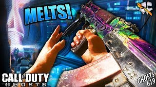 One of The FASTEST MELTING SMGs in CoD History!