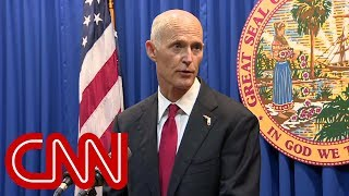 Governor Rick Scott details Florida gun law changes