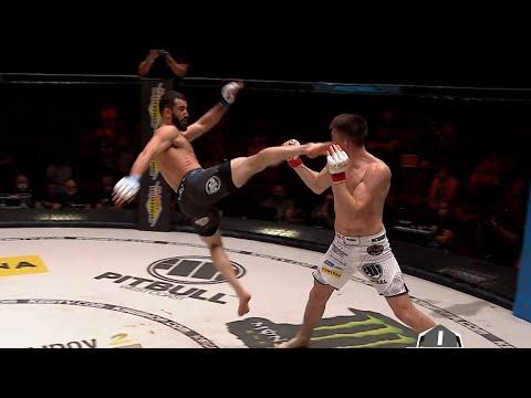 Скотт Аскхэм – Мамед Халидов 2 / Askham vs. Khalidov II – highlights