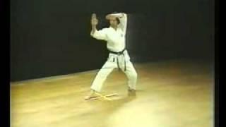 4 Kata Heian Yondan Shotokan Karate Hirokazu Kanazawa