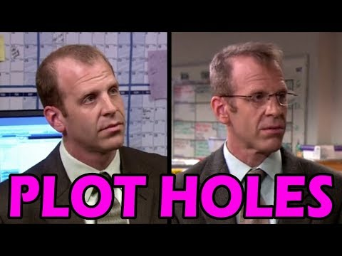 The Office - all the plot holes