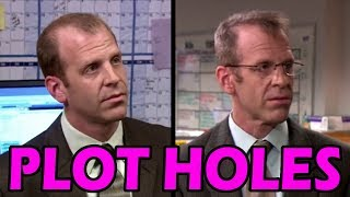 The Office - plot holes & inconsistencies