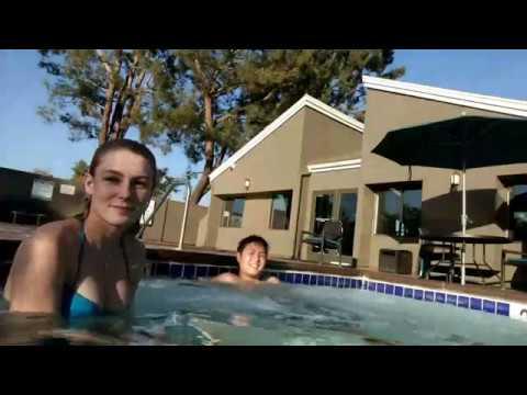 STPeach In Hot tub With Her Boyfriend - YouTube