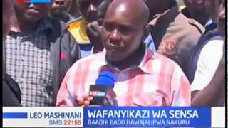 Vijana wa Baringo walalama hawajalipwa baada ya kufanya kazi ya sensa