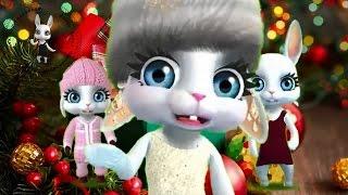 Zoobe Зайка Новый год, Новый год!!!! (красивая песня-поздравление С Новым Годом)