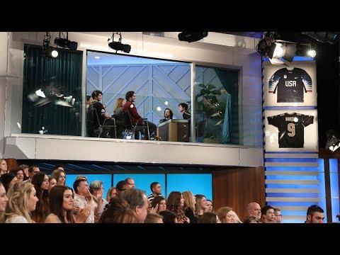 Ellen Gets Interrupted by 'The Tig Notaro Skybox Show'