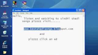 sindhi shadi songs