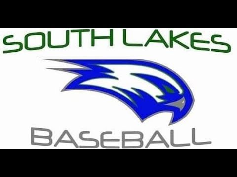 South Lakes Seahawks Baseball Region Tournament 1st Round 2018