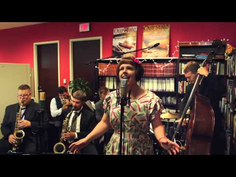 "Music in the Library: Mint Julep Jazz Band, ""Swingtime in Honolulu"""