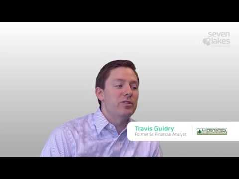 Travis Guidry, Sr. Financial Analyst - Midstates Petroleum