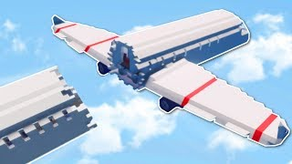 PLANE CRASH SURVIVAL? - Stormworks: Build and Rescue Multiplayer Gameplay - Sinking Ship Survival