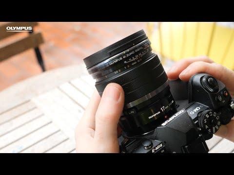 M.Zuiko Digital ED 17mm 1:1.2 PRO - In-Depth with Gordon Laing