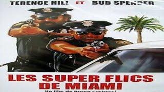 Les super flics de miami  Miami Supercops HD 1985 / Terence Hill.Bud Spencer