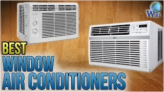 10 Best Window Air Conditioners 2018