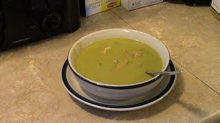 Pressure Cooker Split  Pea And Ham Soup