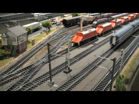 British Rail 1980s Model Trains Hornby Part 8