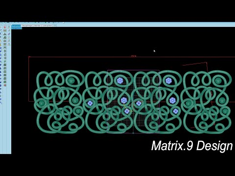 how-to-make-jewelry-design-bracelet-chain-from-matrix.9-(episode)-the-end