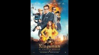 descargar Kingsman: El círculo dorado por Mega