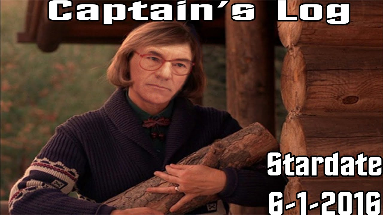 Captain's Log Stardate 6-1-2016 - YouTube