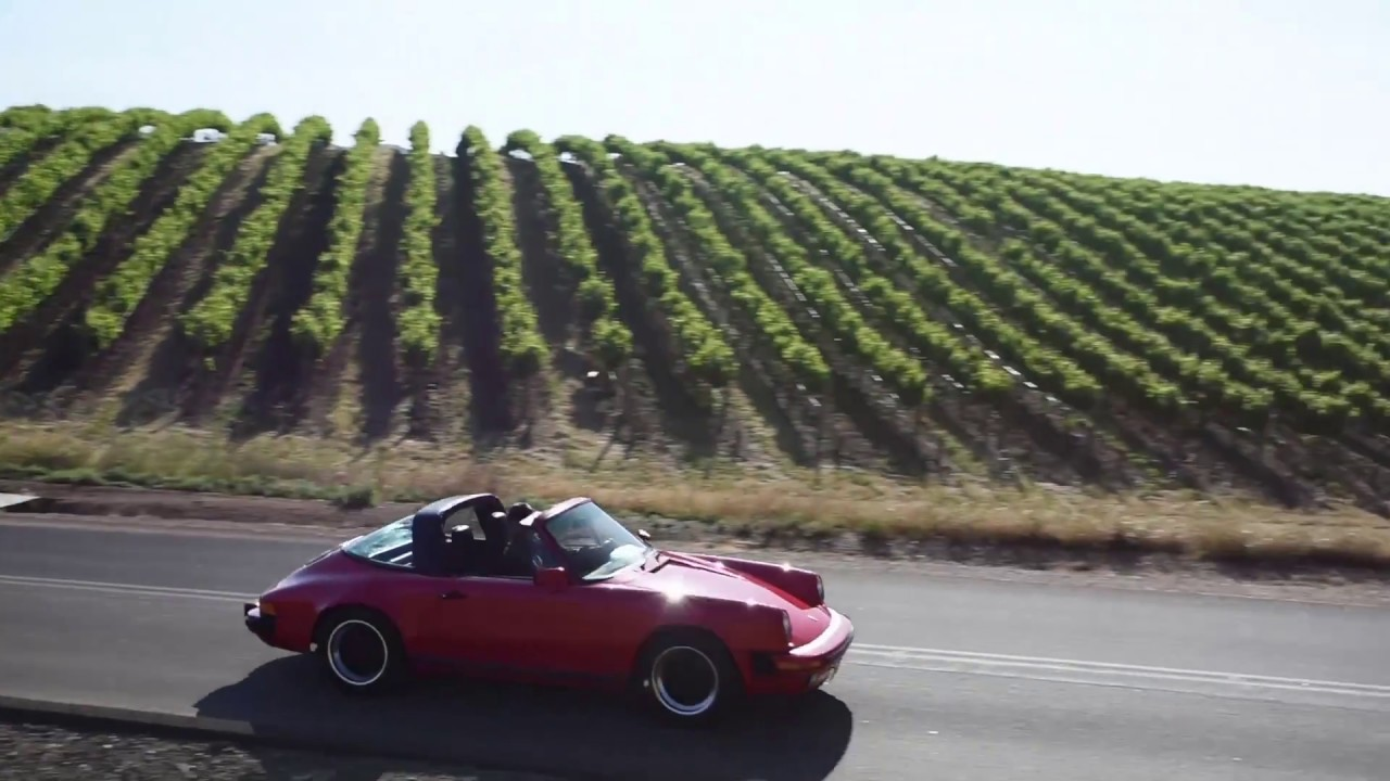 1985 Porsche 911 Carrera Guards Red Youtube