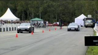 Porsche Gt2 9ff Vs Porsche 911 Turbo Switzer R750