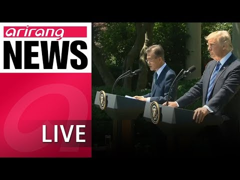 [LIVE/NEWSCENTER] President Moon set off for Washington for sit-down with Trump - 2018.05.21
